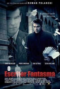 O Escritor Fantasma - Poster / Capa / Cartaz - Oficial 5