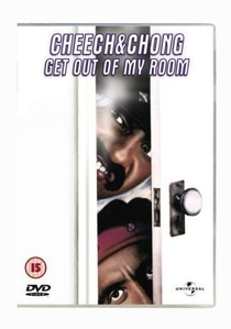 Cheech & Chong - Get Out of My Room - Poster / Capa / Cartaz - Oficial 1
