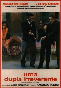 Uma Dupla Irreverente - Poster / Capa / Cartaz - Oficial 1