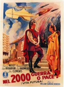 Daqui a Cem Anos - Poster / Capa / Cartaz - Oficial 9