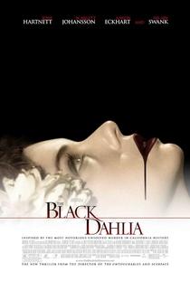 Dália Negra - Poster / Capa / Cartaz - Oficial 2