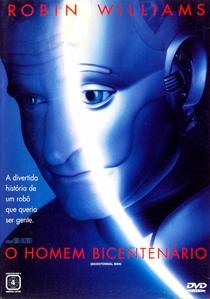O Homem Bicentenário - Poster / Capa / Cartaz - Oficial 5