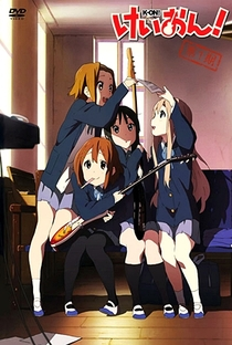 K-On! (1ª Temporada) - Poster / Capa / Cartaz - Oficial 8