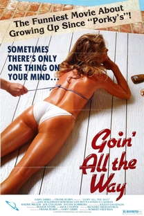 Goin' All the Way! - Poster / Capa / Cartaz - Oficial 1