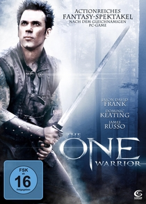 The One Warrior - Poster / Capa / Cartaz - Oficial 3