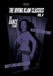 Irving Klaw Classics 4: The Dance Films - Poster / Capa / Cartaz - Oficial 1