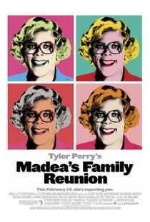 Madea - Reunião de Família - Poster / Capa / Cartaz - Oficial 3