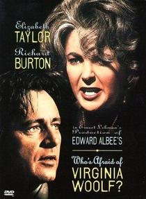 Quem Tem Medo de Virginia Woolf? - Poster / Capa / Cartaz - Oficial 2