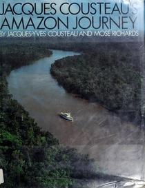 A Amazônia de Jacques Cousteau - Poster / Capa / Cartaz - Oficial 1