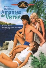 Amantes de Verão - Poster / Capa / Cartaz - Oficial 2
