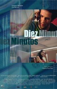 Dez minutos - Poster / Capa / Cartaz - Oficial 1