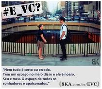 #E_VC? - Poster / Capa / Cartaz - Oficial 1