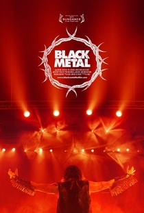 Black Metal  - Poster / Capa / Cartaz - Oficial 1