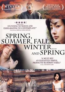 Primavera, Verão, Outono, Inverno e... Primavera - Poster / Capa / Cartaz - Oficial 8