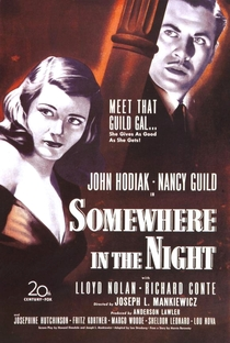 Uma Aventura na Noite - Poster / Capa / Cartaz - Oficial 1