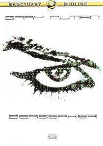 Gary Numan - Berserker - Poster / Capa / Cartaz - Oficial 1