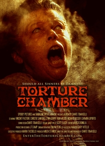 Torture Chamber - Poster / Capa / Cartaz - Oficial 3