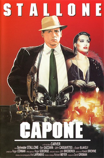 Capone, o Gângster - Poster / Capa / Cartaz - Oficial 3