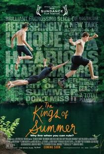Os Reis do Verão - Poster / Capa / Cartaz - Oficial 11