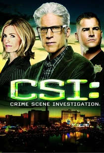CSI: Investigação Criminal  (15ª Temporada) - Poster / Capa / Cartaz - Oficial 1