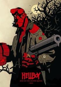 Hellboy - Poster / Capa / Cartaz - Oficial 5