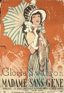 Madame Sans-Gêne - Poster / Capa / Cartaz - Oficial 1