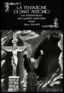 A Tentação de Santo Antônio - Poster / Capa / Cartaz - Oficial 1