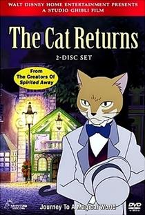 O Reino dos Gatos - Poster / Capa / Cartaz - Oficial 23
