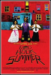 Verão em Red Hook - Poster / Capa / Cartaz - Oficial 1