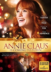 Annie Claus is Coming to Town - Poster / Capa / Cartaz - Oficial 2