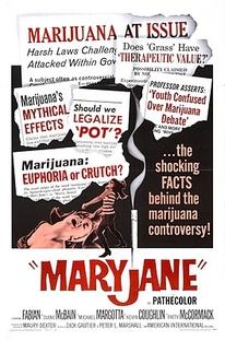 Maryjane - Poster / Capa / Cartaz - Oficial 1