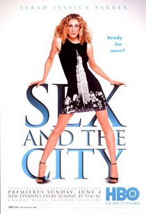 Sex and the City (3ª Temporada) - Poster / Capa / Cartaz - Oficial 3