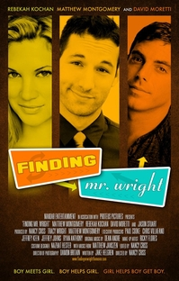 Finding Mr. Wright - Poster / Capa / Cartaz - Oficial 1