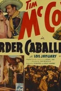Fronteira Caballero - Poster / Capa / Cartaz - Oficial 1