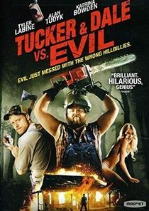 Tucker & Dale Contra o Mal - Poster / Capa / Cartaz - Oficial 6
