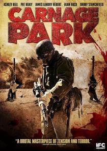 Carnage Park - Poster / Capa / Cartaz - Oficial 4