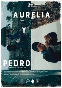 Aurelia y Pedro - Poster / Capa / Cartaz - Oficial 1