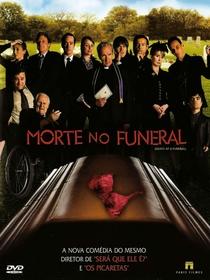 Morte no Funeral - Poster / Capa / Cartaz - Oficial 4