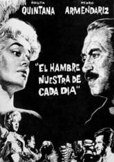 El Hambre nuestra de cada día - Poster / Capa / Cartaz - Oficial 1