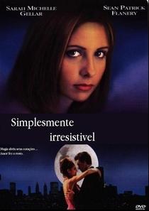 Simplesmente Irresistível - Poster / Capa / Cartaz - Oficial 3