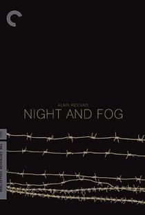 Noite e Neblina - Poster / Capa / Cartaz - Oficial 1