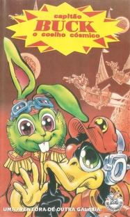Bucky O'Hare - Poster / Capa / Cartaz - Oficial 1