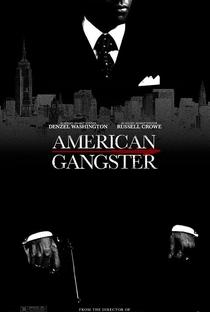 O Gângster - Poster / Capa / Cartaz - Oficial 4