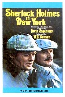Sherlock Holmes em Nova York - Poster / Capa / Cartaz - Oficial 1