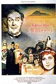 E La Nave Va - Poster / Capa / Cartaz - Oficial 3