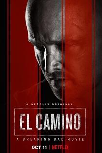 El Camino: A Breaking Bad Movie - Poster / Capa / Cartaz - Oficial 1