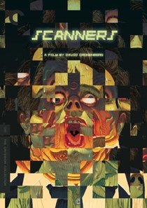 Scanners - Sua Mente Pode Destruir - Poster / Capa / Cartaz - Oficial 1