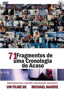 71 Fragmentos de uma Cronologia do Acaso - Poster / Capa / Cartaz - Oficial 4
