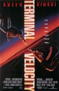 Velocidade Terminal - Poster / Capa / Cartaz - Oficial 1