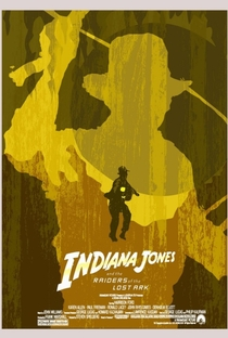 Indiana Jones e os Caçadores da Arca Perdida - Poster / Capa / Cartaz - Oficial 13